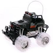 Flashing Wheels Remote Control Jeep
