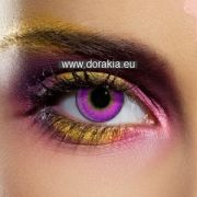 Violet Three Tone Contact Lenses