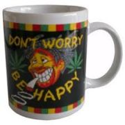 Dont Worry Be Happy Mug
