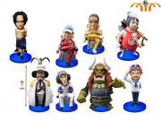 One Piece Anime Action Figures