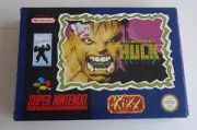 The Incredible Hulk  (SNES PAL)