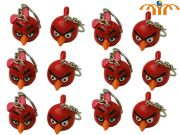 Angry Birds Action Figures Keychain