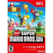 Nintendo - New Super Mario Bros (Wii)