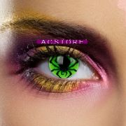 Alchemy Poison Spider Contact Lenses