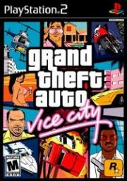 Grand Theft Auto (GTA) Vice City  (PS2)