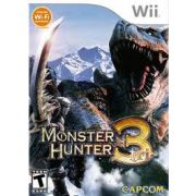Monster Hunter Tri (3) (Wii)