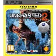Uncharted 2: Among Thieves-Platinum (PS3)