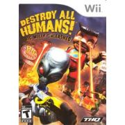 Destroy All Humans: Big Willy Unleashed (Wii)